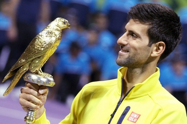 Nadal, Federer and Murray have been warned: Djokovic in 'peak' form for